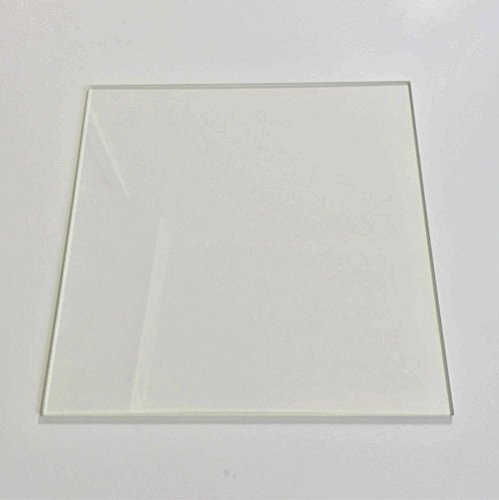 11-34-x-11-34-300mm-x-300mm-Borosilicate-Glass-Plate-Bed-w-Flat-Polished-Edge-for-3D-Printer-0