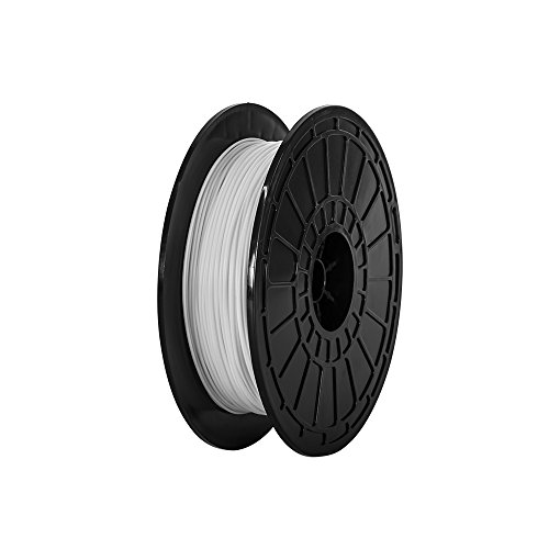 175mm-PLA-White-3D-Printer-Filament-NW06-kg-Per-Spool-for-FlashForge-Dreamer-and-Finder-3d-Printers-0