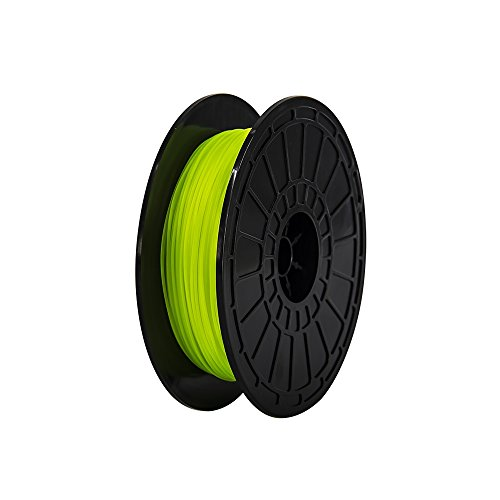 175mm-PLA-Yellow-3D-Printer-Filament-NW06-kg-Per-Spool-for-FlashForge-Dreamer-and-Finder-3d-Printers-0