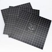 2-Packs-KR-NET-3D-Printer-Adhesive-Sticker-Build-Sheet-Grid-ver-20-size-59-x-59-Pack-of-3-for-XYZ-Printing-Da-Vinci-Jr-10-0-0
