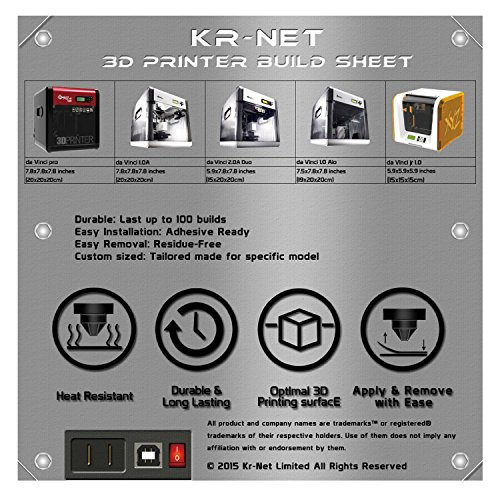 2-Packs-KR-NET-3D-Printer-Adhesive-Sticker-Build-Sheet-Grid-ver-20-size-59-x-59-Pack-of-3-for-XYZ-Printing-Da-Vinci-Jr-10-0-2