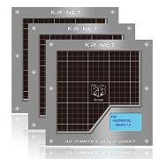 3-Packs-KR-NET-3D-Printer-Adhesive-Sticker-Build-Sheet-Grid-78-x-78-Pack-of-3-for-XYZ-Printing-Da-Vinci-Pro-10A-20A-Duo-10-Aio-0