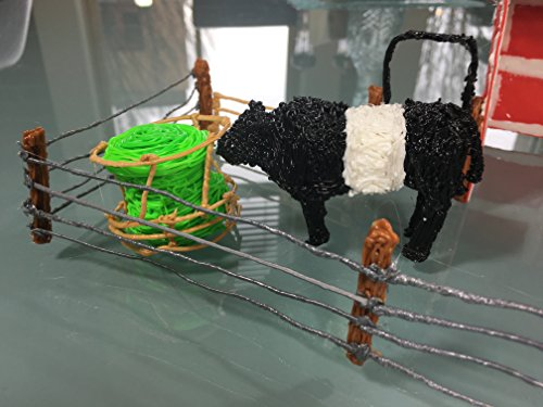 3D-Pen-Filament-Printing-Refills-ABS-Scribbler-20FT-each-12-Color-Glow-in-Dark-0-1