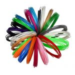 3D-Pen-Filament-Refills-20-STENCIL-EBOOK-BONUS-GLOW-IN-THE-DARK-COLOR-INCLUDED-175mm-ABS-345-Linear-Feet-Total-of-15-Different-Colors-in-23-Foot-Lengths-0