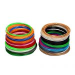 3D-Pen-Filament-Refills-20-STENCIL-EBOOK-BONUS-GLOW-IN-THE-DARK-COLOR-INCLUDED-175mm-ABS-345-Linear-Feet-Total-of-15-Different-Colors-in-23-Foot-Lengths-0-3