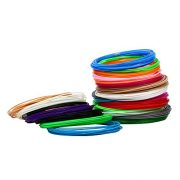 3D-Pen-Filament-Refills-20-STENCIL-EBOOK-BONUS-GLOW-IN-THE-DARK-COLOR-INCLUDED-175mm-ABS-345-Linear-Feet-Total-of-15-Different-Colors-in-23-Foot-Lengths-0-4