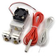 3D-Printer-2-input-Switching-Bowden-Hot-End-04mm-175mm-w-add-on-dual-heads-0-0