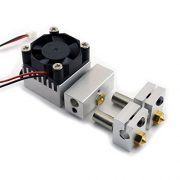 3D-Printer-2-input-Switching-Bowden-Hot-End-04mm-175mm-w-add-on-dual-heads-0-1