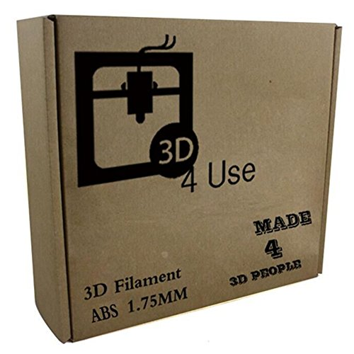 3D-Printer-Filament-ABS-175mm-1kg-22-lbs-Multi-Color-Choices-Black-or-White-or-Red-Or-Blue-or-Yellow-or-Green-Dimensional-Accuracy-005mm-3D-Printing-Filament-bought-to-you-by-3D4USE-0-0