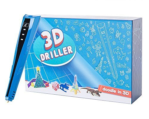 3D-Printing-Pen-3D-Driller-3D-Pen-for-3D-Printing-Drawing-and-Doodling-with-PLA-Filaments-Blue-0