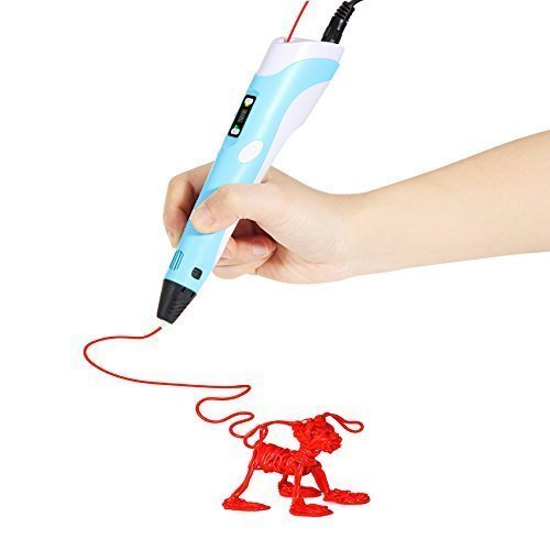 3D-Printing-Pen-Drawing-Pen-with-LCD-Screen-with-3-Loops-of-10-meter-175mm-PLA-Filament-0-0
