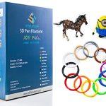 3D-Printing-Pen-Filament-3D-Solutech-175MM-ABS-12-Colors-3D-Printing-Pen-Filament-32-Feet-Per-Color-384-Ft-Total-100-USA-0