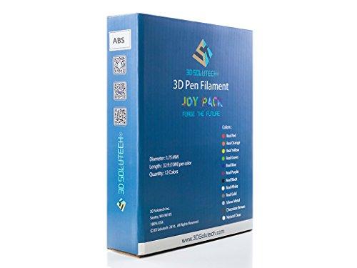 3D-Printing-Pen-Filament-3D-Solutech-175MM-ABS-12-Colors-3D-Printing-Pen-Filament-32-Feet-Per-Color-384-Ft-Total-100-USA-0-2
