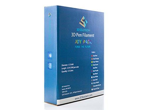 3D-Printing-Pen-Filament-3D-Solutech-175MM-ABS-12-Colors-3D-Printing-Pen-Filament-32-Feet-Per-Color-384-Ft-Total-100-USA-0-3
