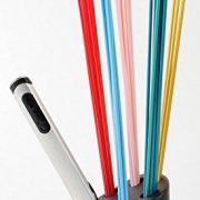 3Doodler-20-FOUR-PIECE-BUNDLE-3doodler-20-3d-Printing-Pen-75-Strands-of-3Doodler-Plastic-Filament-25-PLA-25-ABS-25-Glow-in-the-Dark-3doodler-20-DoodleStand-3doodler-20-Nozzle-Set-0-2
