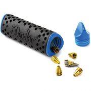 3Doodler-20-FOUR-PIECE-BUNDLE-3doodler-20-3d-Printing-Pen-75-Strands-of-3Doodler-Plastic-Filament-25-PLA-25-ABS-25-Glow-in-the-Dark-3doodler-20-DoodleStand-3doodler-20-Nozzle-Set-0-3