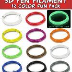 3Doodler-Plastic-Refills-175mm-ABS-3D-Pen-Filament-Also-Compatible-with-Scribbler-3D-Pen-240-Total-Feet-20-Feet-Per-Color-0