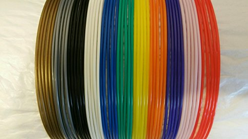 3d-Filament-Fun-Pack-Perfect-Size-for-3d-Pens-175mm-ABS-20-Yards-Total-of-11-Different-Colors-0