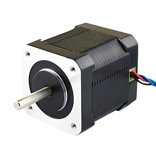 5PCS-Nema-17-Stepper-Motor-Bipolar-2A-84ozin-48mm-4-lead-for-3D-PrinterCNC-0-0
