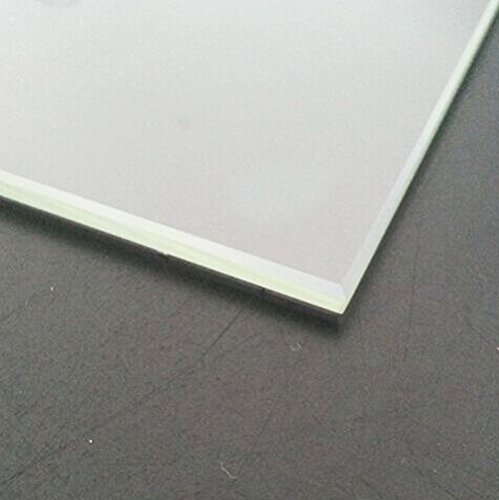 6-x-9-150mm-x-230mm-Borosilicate-Glass-Plate-Bed-w-Flat-Polished-Edge-for-Flashforge-Creator-Makerbot-Replicator-3D-Printer-3-Pack-0-0