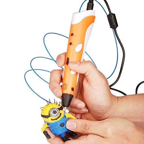 AFUNTA-Multicolors-6PCS-175MM-20M-50G-ABS-Print-Filament-For-3D-Printer-Pen-0-3