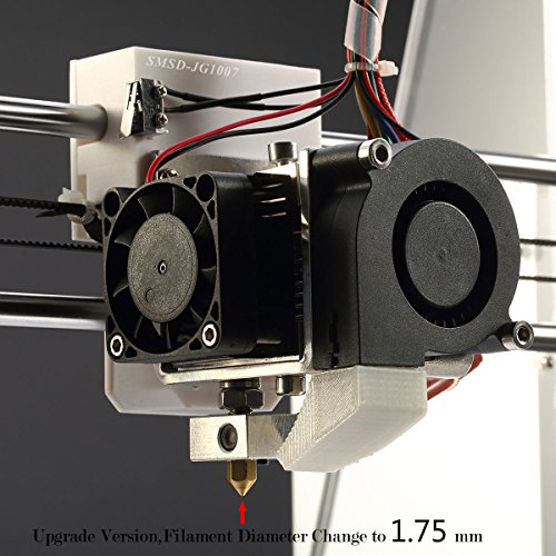 Aurora3D-DIY-RepRap-Prusa-I3-3D-Printer-by-SeresRoad-79-x79-x-71-Build-Volume-Heated-Bed-Support-ABS-and-PLA-Filament-Upgrade-Assembly-DirectionsInjection-Molded-2014-Newest-Desktop-Starter-Bundle-Kit-0-1