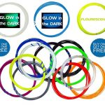 BUY-ONE-GET-ONE-FREE-14-Colors-2-Glow-In-The-Dark-For-3D-Pen-Get-Creative-with-Fun-Pack-280-Ft-Quality-ABS-175-Filament-Most-Colors-at-the-Best-Price-0