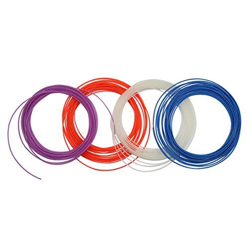 Blusmart-175mm-3D-Pen-ABS-Filaments-20-Colors-Pack-for-3d-Printing-Printer-PenRandom-Colors-0-1