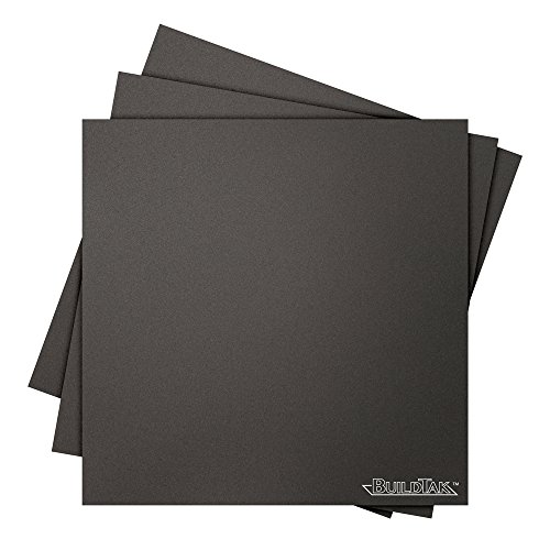 BuildTak-3D-Printing-Build-Surface-8-x-8-Square-Black-Pack-of-3-0