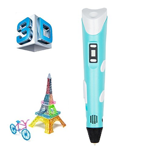 Chaomingzhen-3D-Arts-Crafts-Drawing-3D-Printing-with-LCD-Disaplay-Doodle-Printer-Pen-Kid-Birthday-Gift-0