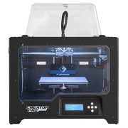 FlashForge-3d-Printer-Creator-Pro-Metal-Frame-Structure-Acrylic-Covers-Optimized-Build-Platform-Dual-Extruder-W2-Spools-Works-with-ABS-and-PLA-0