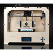 FlashForge-3d-Printer-Dual-Extruder-Both-ABS-and-PLA-Compatible-88x57x59build-Volume-W2-Free-Rolls-0-0