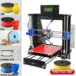 Geeetech-Acrylic-I3-Pro-B-3d-Printer8mm-Acrylic-FrameSupport-Five-MaterialsHigh-Precision-Impressora-DIY-Kit-0