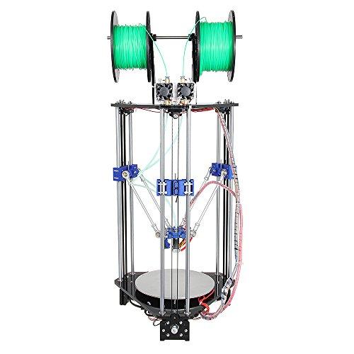 Geeetech-Delta-Rostock-Mini-G2s-3D-PrinterDouble-ExtruderSupport-4-MaterialsAuto-Level-0-1
