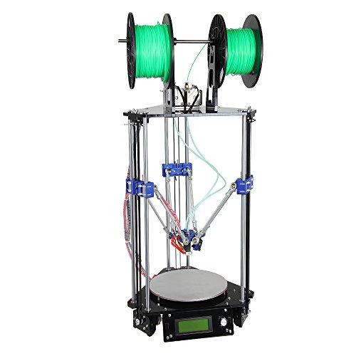 Geeetech-Delta-Rostock-Mini-G2s-3D-PrinterDouble-ExtruderSupport-4-MaterialsAuto-Level-0-2