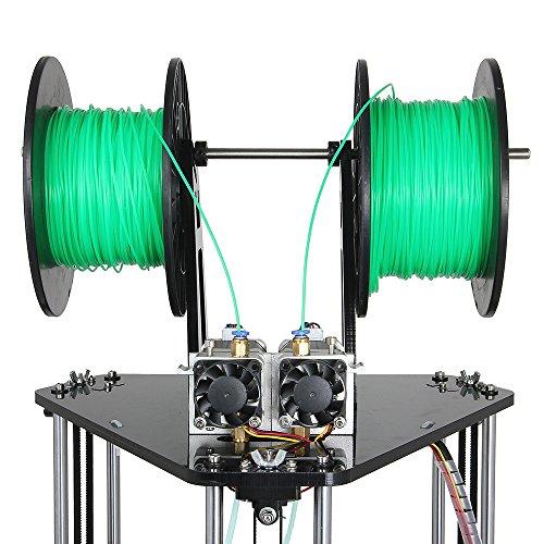 Geeetech-Delta-Rostock-Mini-G2s-3D-PrinterDouble-ExtruderSupport-4-MaterialsAuto-Level-0-4