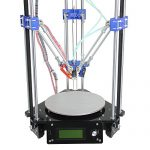 Geeetech-Delta-Rostock-Mini-G2s-3D-PrinterDouble-ExtruderSupport-4-MaterialsAuto-Level-0-6