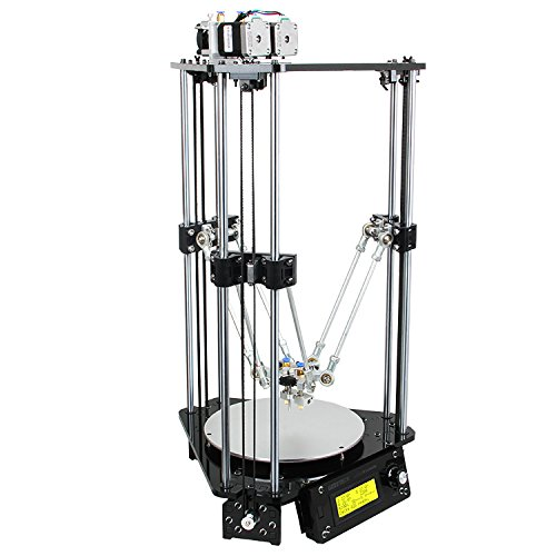 Geeetech-New-Kossel-Delta-Rostock-Mini-G2s-DIY-Dual-Extruder-Auto-Level-3D-Printer-1KG-Free-PLA-Filament-0-0