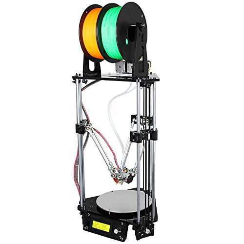 Geeetech-New-Kossel-Delta-Rostock-Mini-G2s-DIY-Dual-Extruder-Auto-Level-3D-Printer-1KG-Free-PLA-Filament-0-7