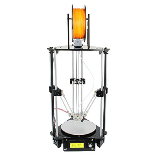 Geeetech-Updated-Delta-Rostock-Mini-Prusa-3D-Printer-G2-DIY-Auto-Level-Unassembled-1KG-Free-PLA-Filament-0