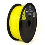 HATCHBOX-3D-ABS-1KG175-YLW-ABS-3D-Printer-Filament-Dimensional-Accuracy-005-mm-1-kg-Spool-175-mm-Yellow-0