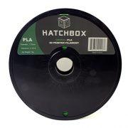 HATCHBOX-3D-PLA-1KG175-GRN-PLA-3D-Printer-Filament-Dimensional-Accuracy-005-mm-1-kg-Spool-175-mm-Green-0-0