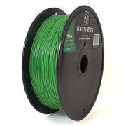 HATCHBOX-3D-PLA-1KG175-GRN-PLA-3D-Printer-Filament-Dimensional-Accuracy-005-mm-1-kg-Spool-175-mm-Green-0