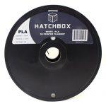 HATCHBOX-3D-PLA-1KG175-WHT-PLA-3D-Printer-Filament-Dimensional-Accuracy-005-mm-1-kg-Spool-175-mm-White-0-0