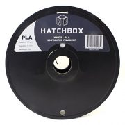 HATCHBOX-3D-PLA-1KG175-WHT-PLA-3D-Printer-Filament-Dimensional-Accuracy-005-mm-1-kg-Spool-175-mm-White-0-0