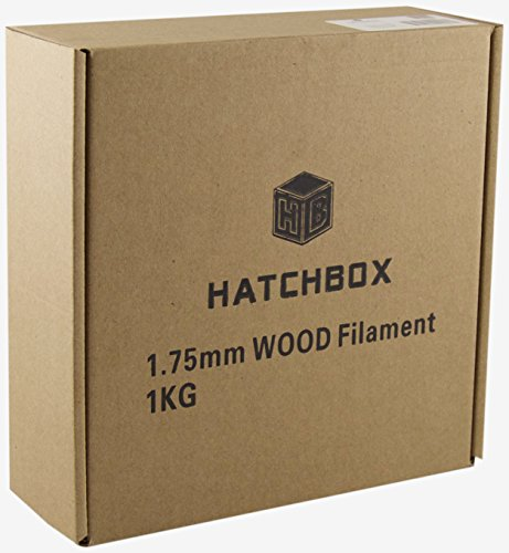 HATCHBOX-3D-WOOD-1KG175-3D-Printer-Filament-Dimensional-Accuracy-005mm-175-mm-1-kg-Spool-Wood-0-1