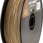 HATCHBOX-3D-WOOD-1KG175-3D-Printer-Filament-Dimensional-Accuracy-005mm-175-mm-1-kg-Spool-Wood-0