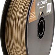 HATCHBOX-3D-WOOD-1KG175-3D-Printer-Filament-Dimensional-Accuracy-005mm-175-mm-1-kg-Spool-Wood-0