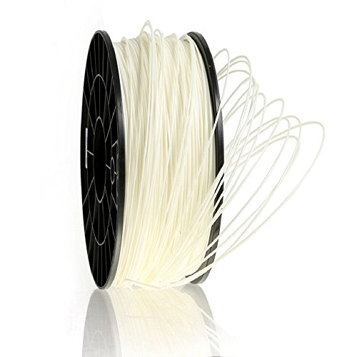 HICTOP-175mm-White-PLA-3D-Printer-Filament-1kg-Spool-22-lbs-Dimensional-Accuracy-005mm-Printer-Filament-PLA-0
