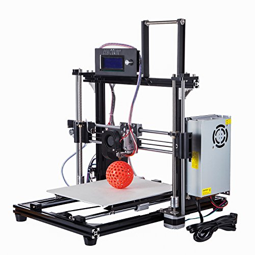 HICTOP-3DP11B-Metal-Frame-DIY-Desktop-3D-Printer-Kits-with-High-Accuracy-and-CNC-Self-Assembly-106-x-83-x-77-Printing-Size-Works-with-PLAABS-0-0